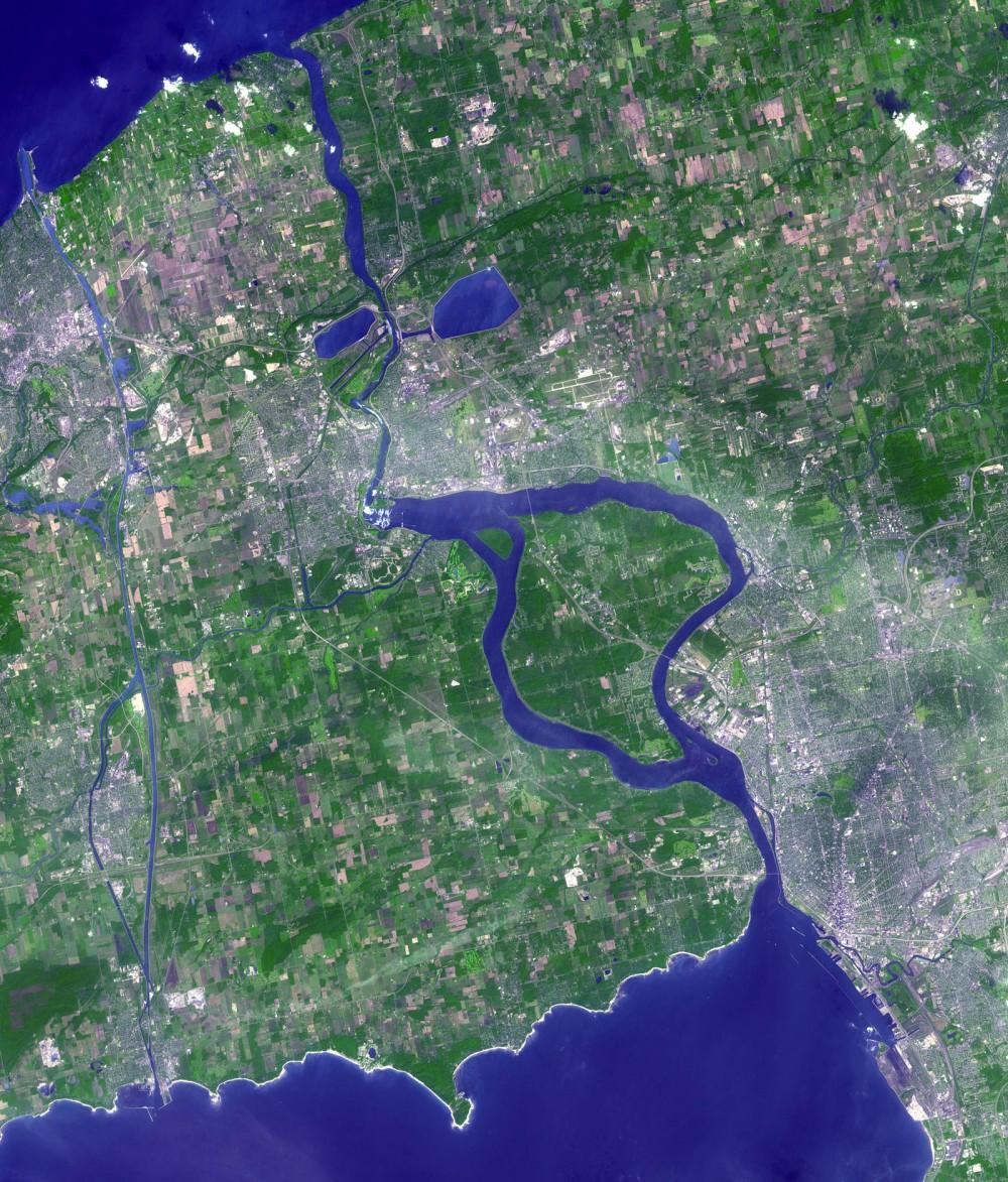 NiagaraRiverNASA
