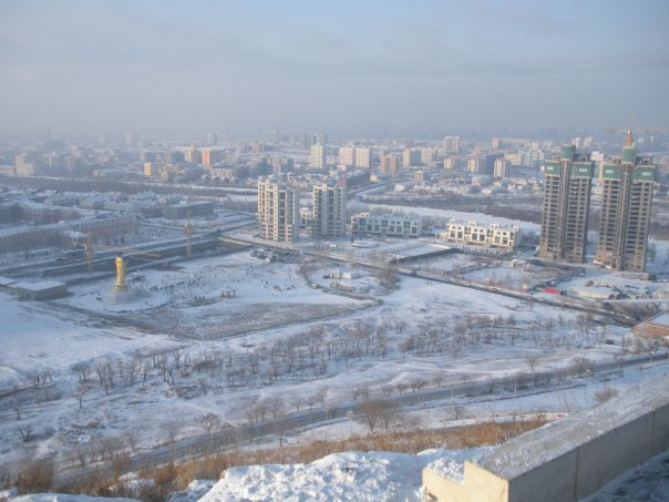 Monglian_winter_Ulan_Bator