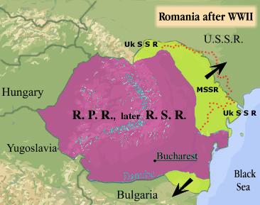 Romania_1945